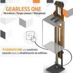 Elevador Gearless One