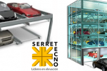 Modelos de torres de estacionamiento Serretecno